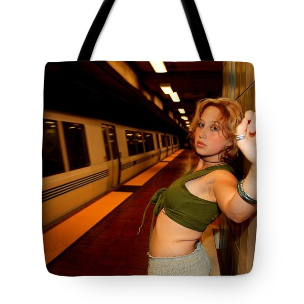 Tote Bag featuring the photograph Labyrinth by Nick David