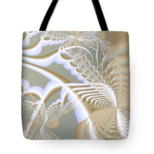 Lace Tote Bag by Anastasiya Malakhova