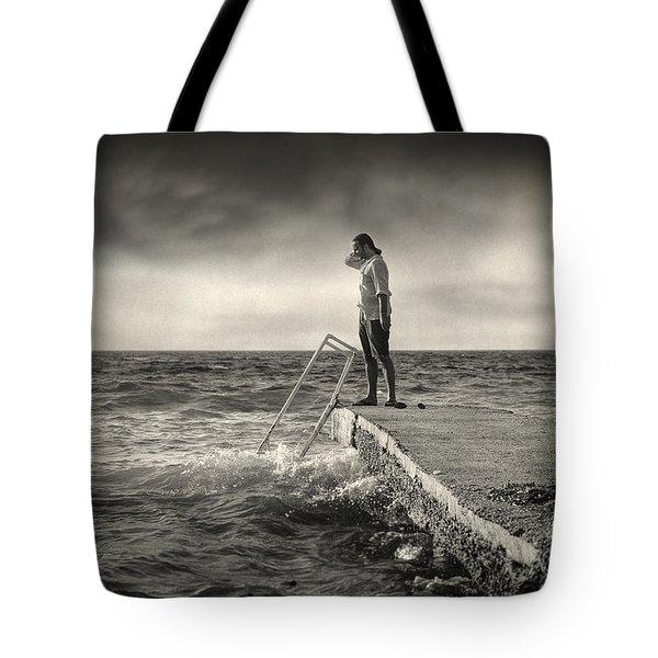Lack 17.51 Tote Bag by Taylan Apukovska