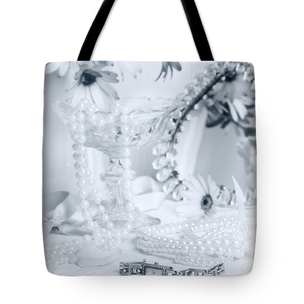 Ladies Dressing Table Tote Bag
