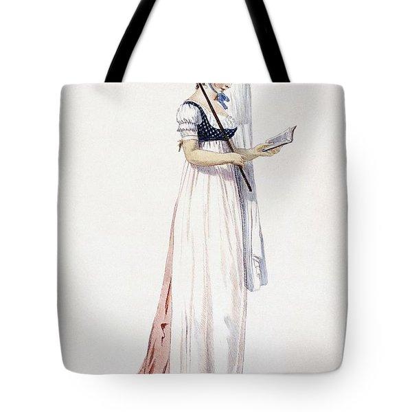 Ladies Elegant Summer Dress Tote Bag