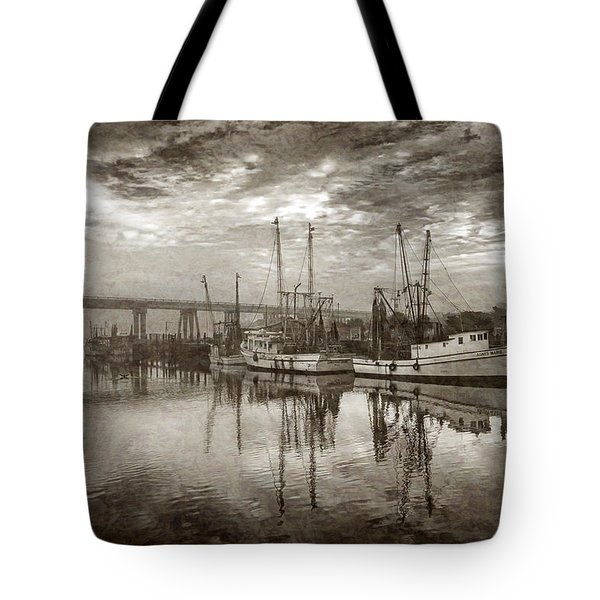 Ladies In Waiting - Painted Tote Bag by Renee Sullivan