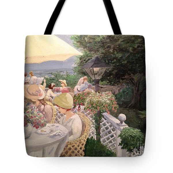 Ladies Luncheon Tote Bag