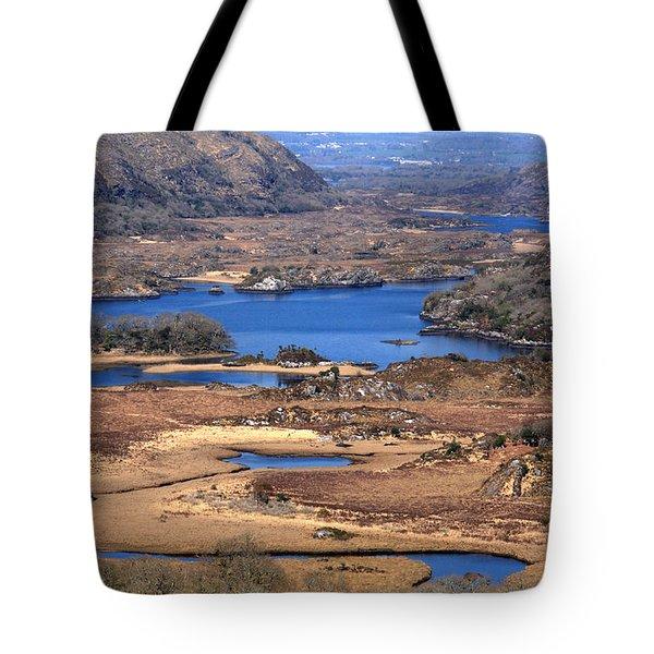 Ladies View Killarney National Park Tote Bag