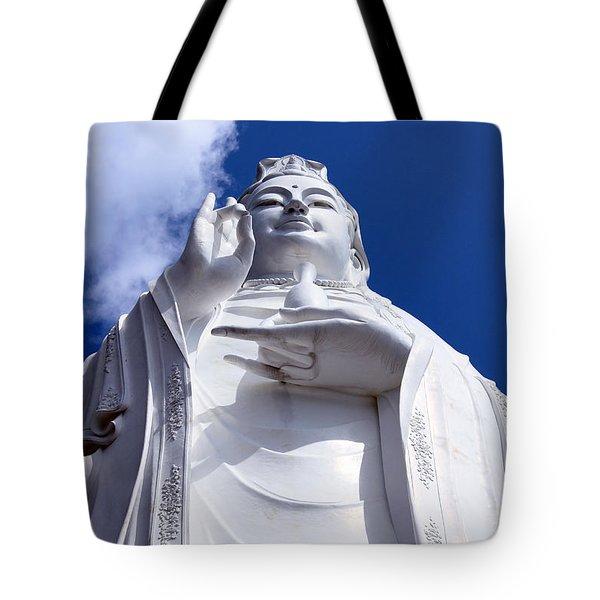 Lady Buddha Vietnam Tote Bag
