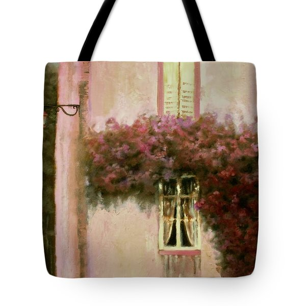 Lady Camille Tote Bag