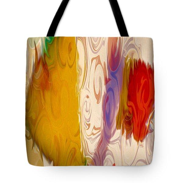 Lady Love II Tote Bag by Omaste Witkowski