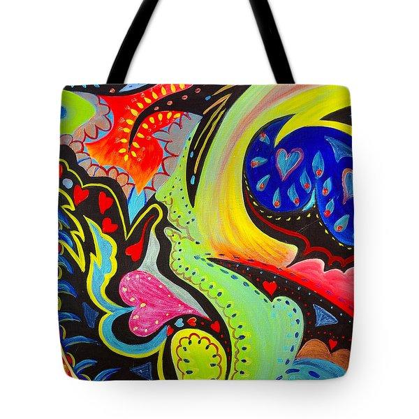Lady Love Tote Bag