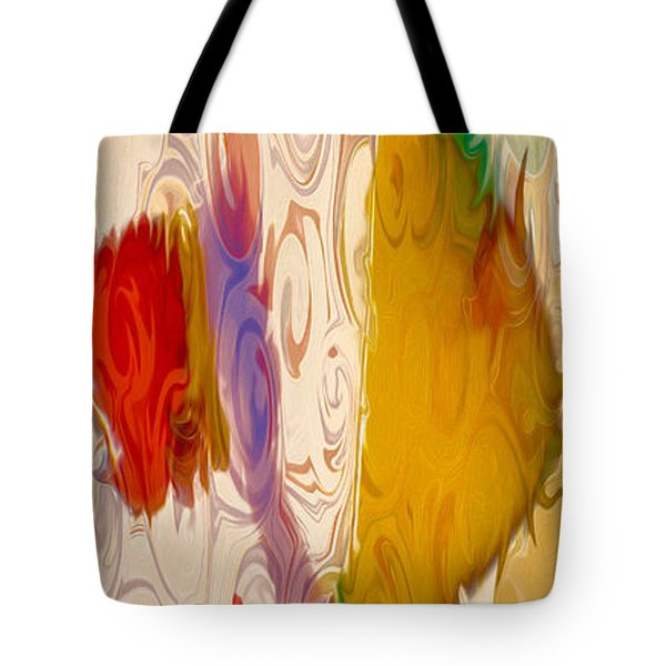 Lady Love Tote Bag by Omaste Witkowski