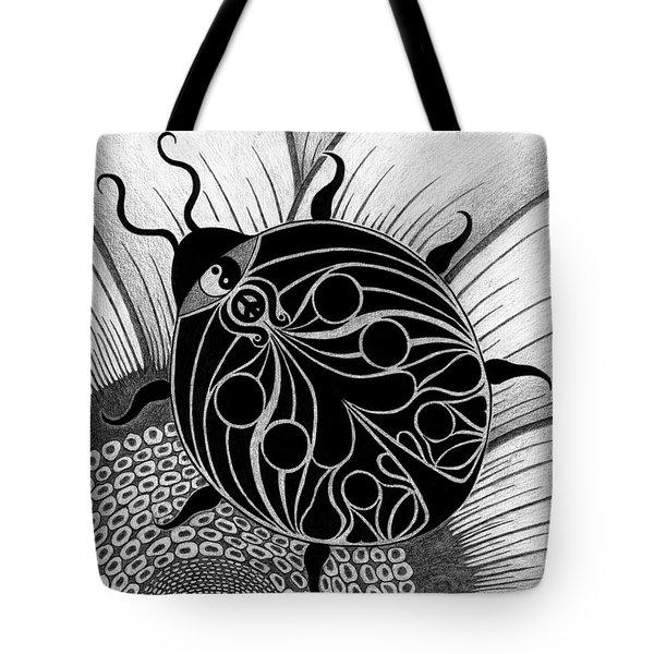 Lady Spirit  Tote Bag
