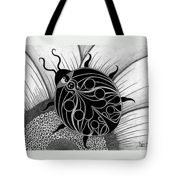 Lady Spirit  Tote Bag