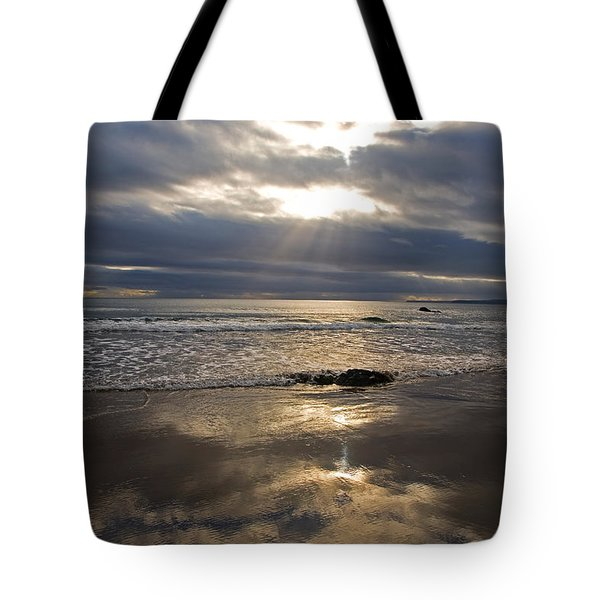 Ladys Cove, The Copper Coast, County Tote Bag