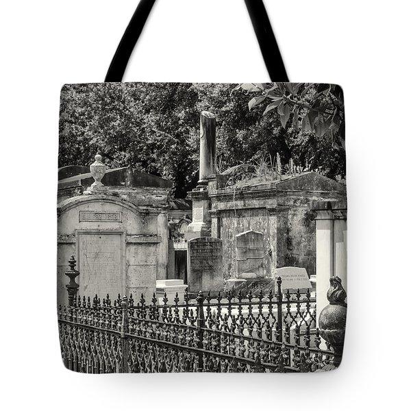 Lafayette Cemetery No. 1 Tote Bag