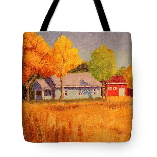 Lafayette Farm  Tote Bag