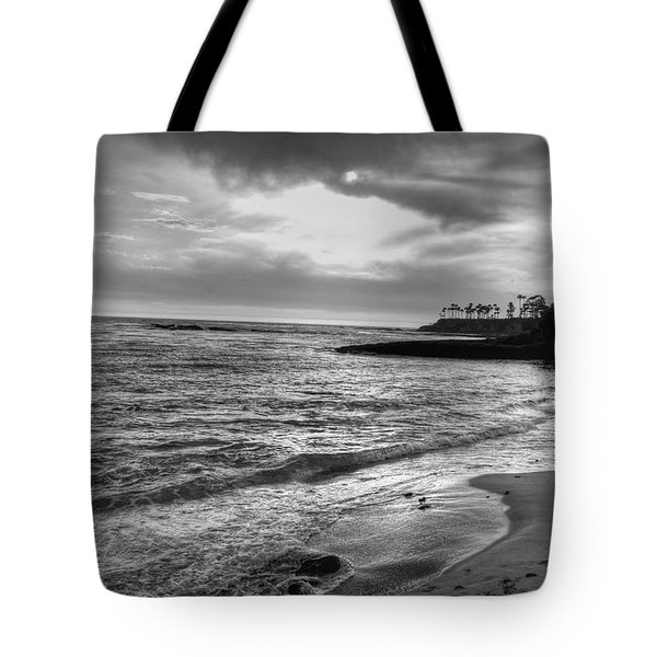 Laguna Beach Sunset Tote Bag