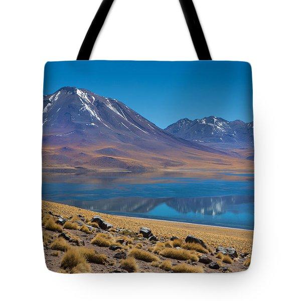 Laguna Miscanti Tote Bag