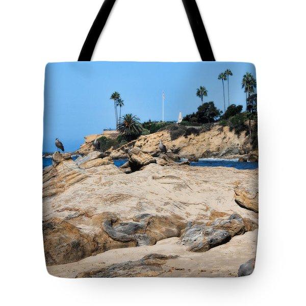 Laguna Tote Bag by Tammy Espino