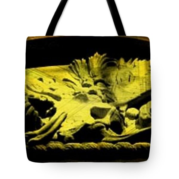 Laid To Rest Tote Bag by John Malone