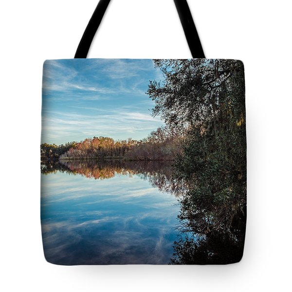 Lake Alice Tote Bag