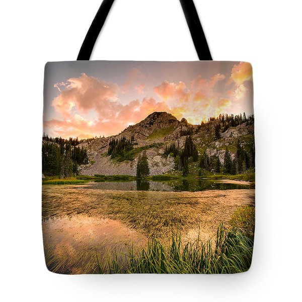 Lake Catherine Tote Bag