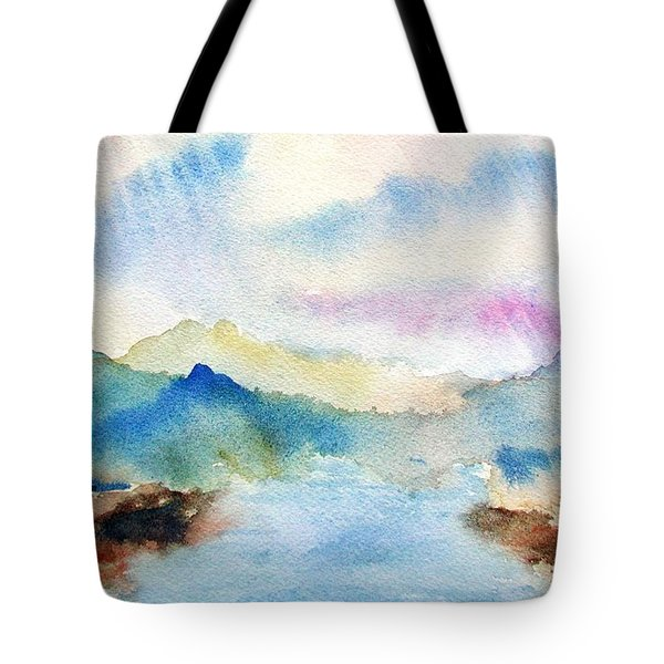 Lake Chuzenji Nikko Tote Bag
