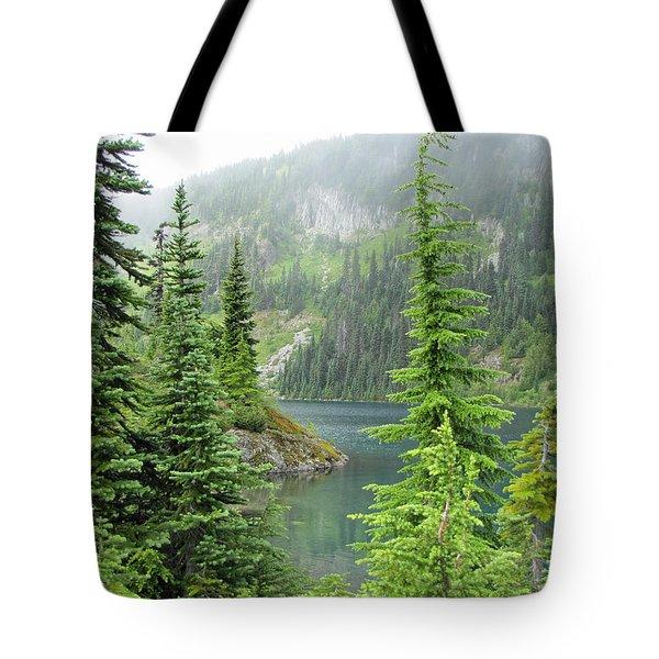Lake Eunice II Tote Bag