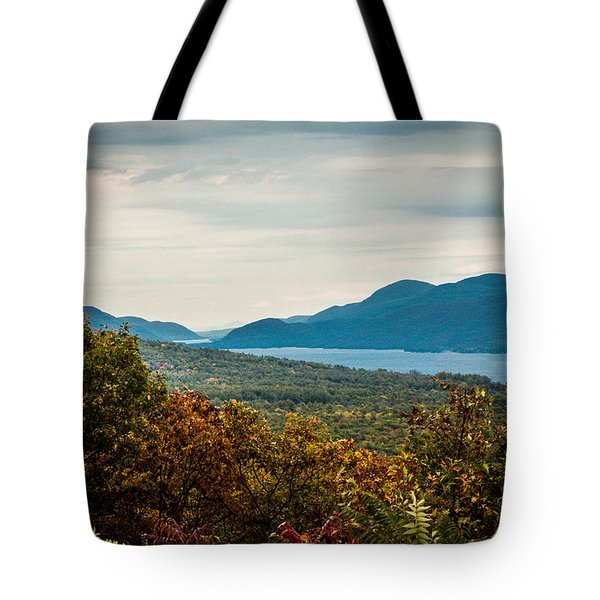 Lake George Tote Bag
