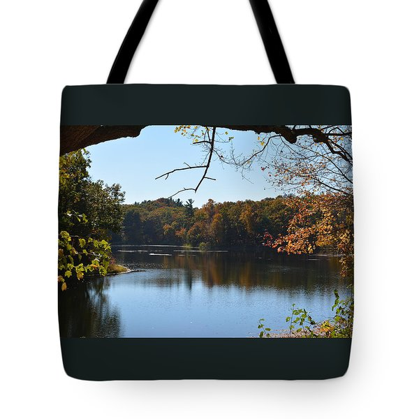 Lake In The Catskills Tote Bag