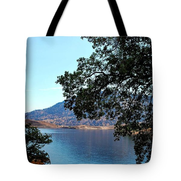 Tote Bag featuring the photograph Lake Isabella by Matt Harang
