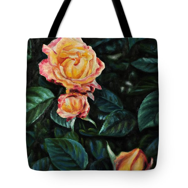 Lake J Rose Tote Bag