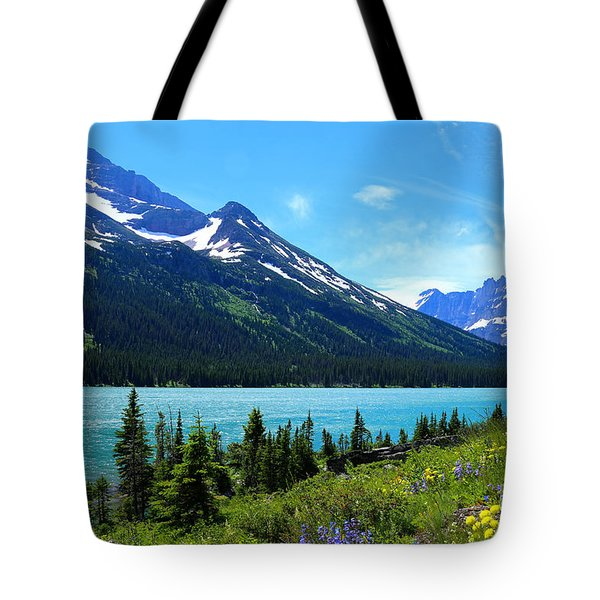 Lake Josephine Tote Bag