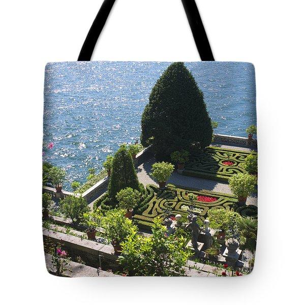 Lake Maggiore Magic Tote Bag