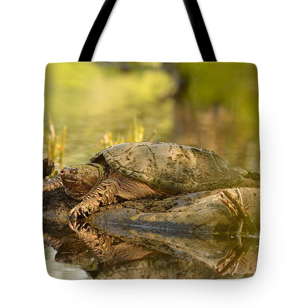 Lake Master Tote Bag