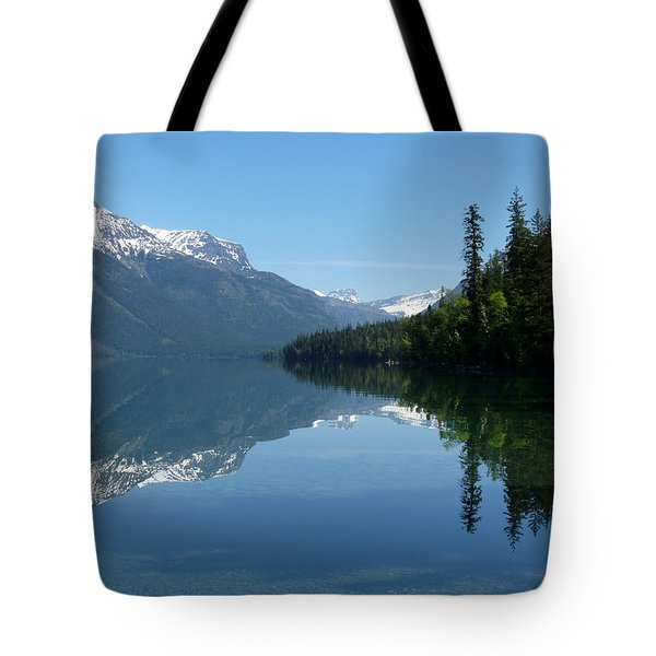 Lake Mcdonald - Glacier National Park Tote Bag
