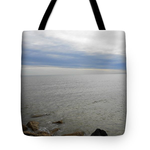 Lake Michigan 3 Tote Bag