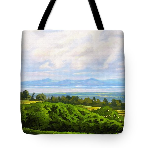 Lake Naivasha From Home Tote Bag
