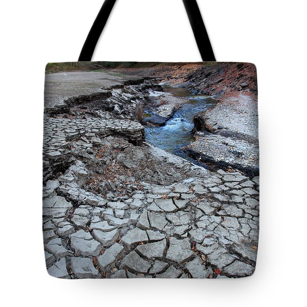 Lake No More Tote Bag
