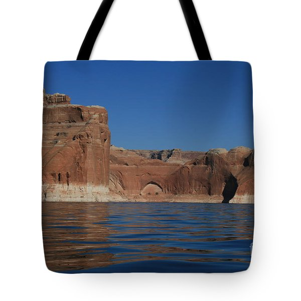Lake Powell Landscape Tote Bag
