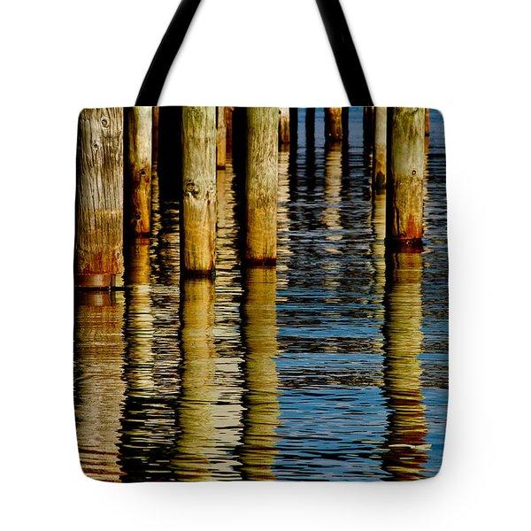 Lake Tahoe Reflection Tote Bag