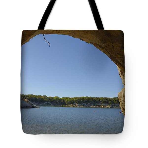 Lake Texoma Eisenhower State Park  Texas Tote Bag