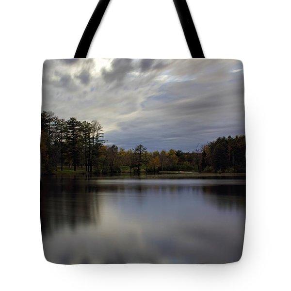 Lake Wausau's Bluegill Bay Park Tote Bag