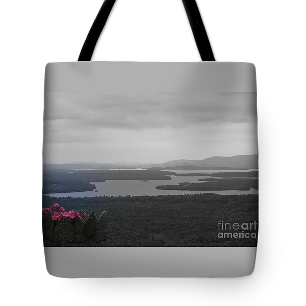 Lake Winnipesaukee      Sold Tote Bag