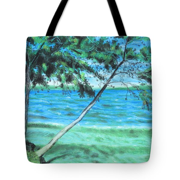 Lakeland 3 Tote Bag by Jeanne Fischer