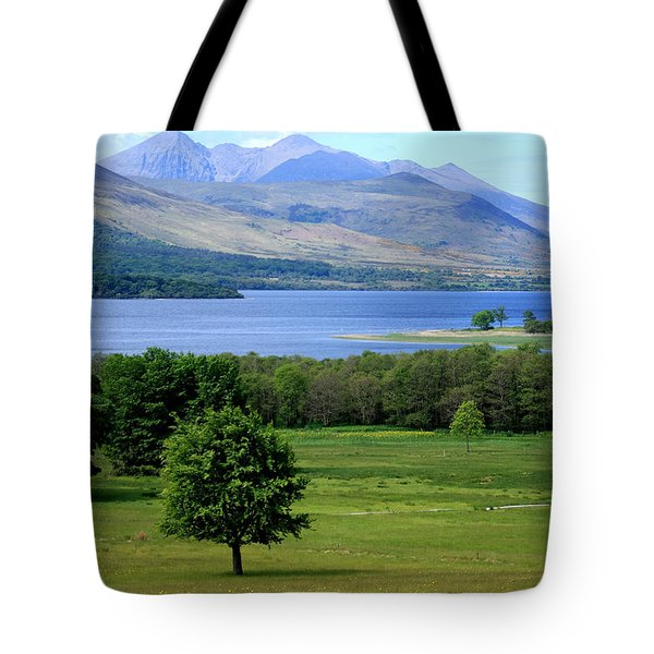 Lakes Of Killarney - Killarney National Park - Ireland Tote Bag by Aidan Moran