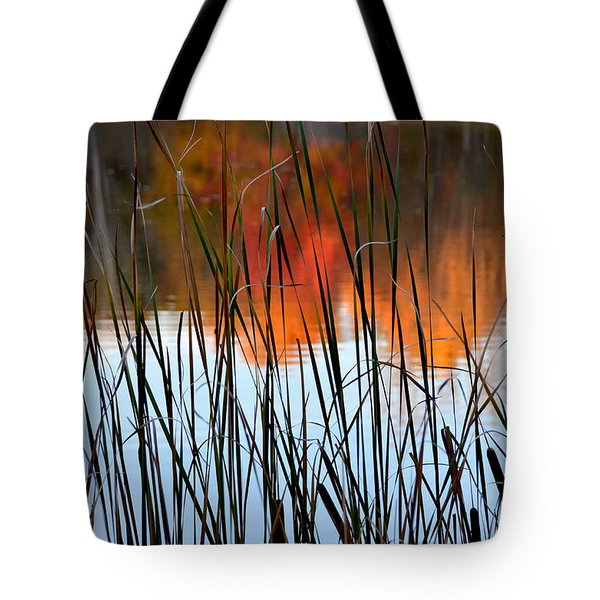 Lakeside Tales Tote Bag