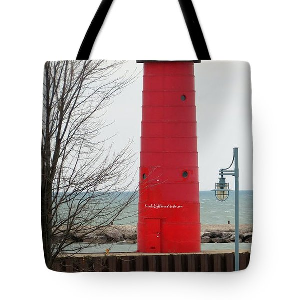 Lakeside Stroll Tote Bag by Kay Novy