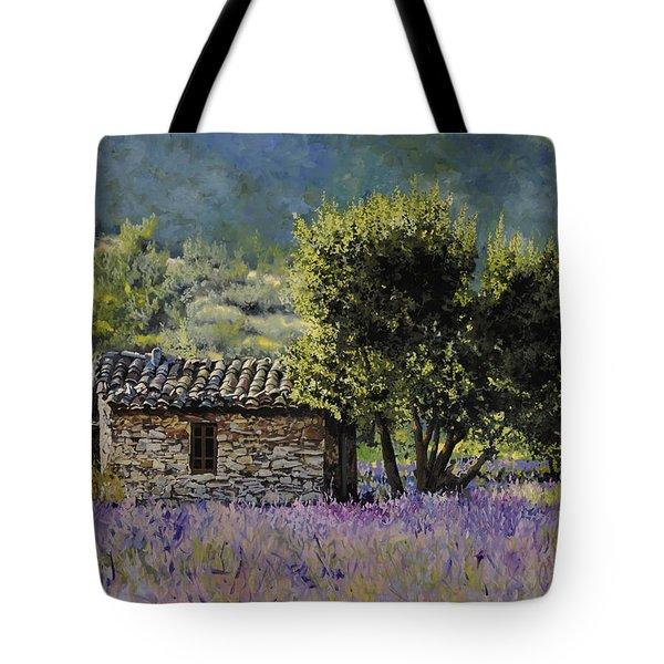 Lala Vanda Tote Bag
