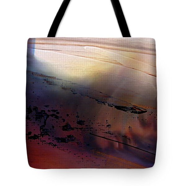 Lamb Of God Tote Bag by Kume Bryant