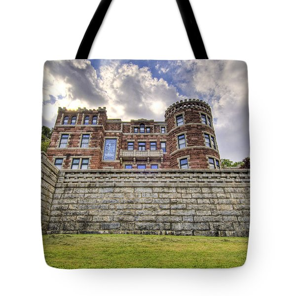 Lambert Castle Tote Bag