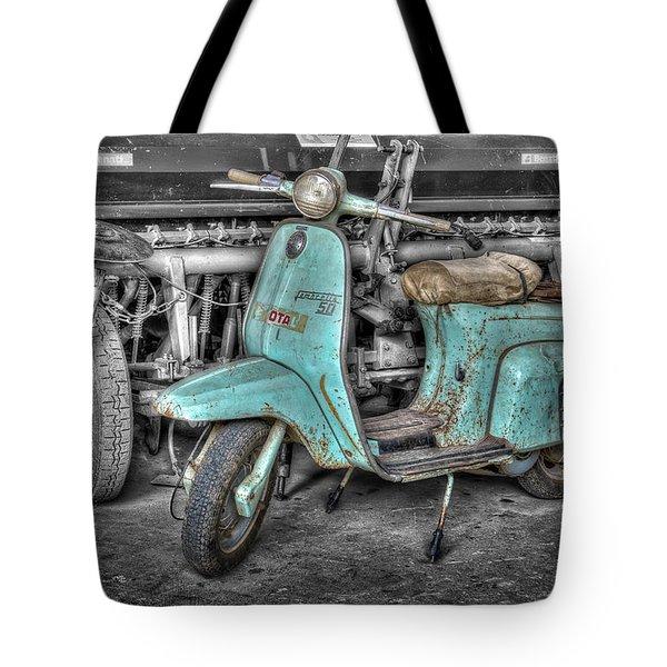 Lambretta Tote Bag